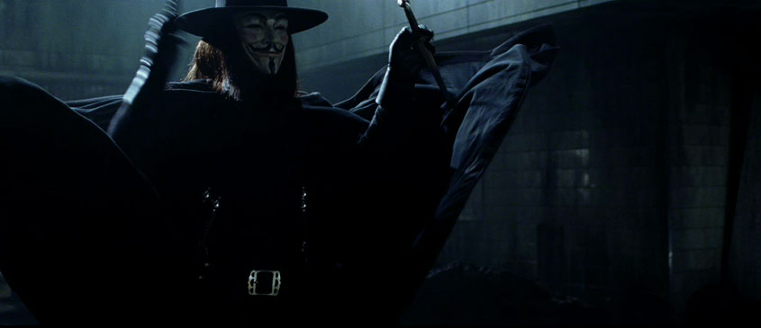 V for Vendetta Book Analysis - Essay Example